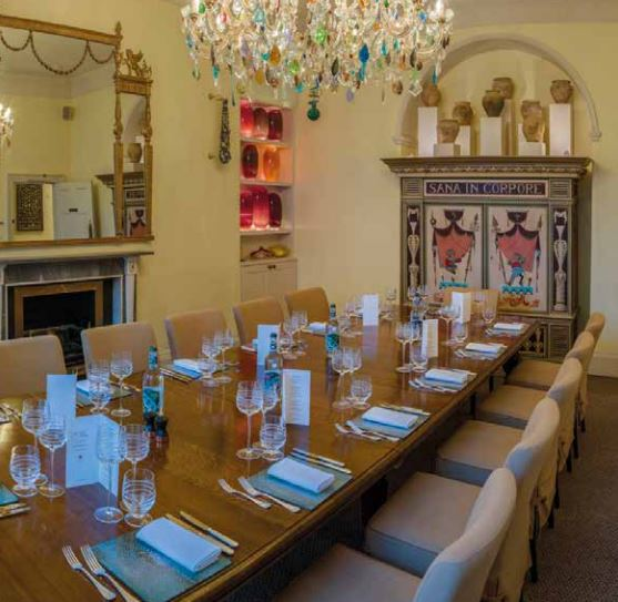 Private Festive Dinner at No.15 Great Pulteney