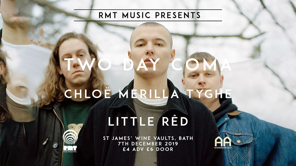 RMT Music • Two Day Coma • Chloë Merilla Tyghe • Little Rêd