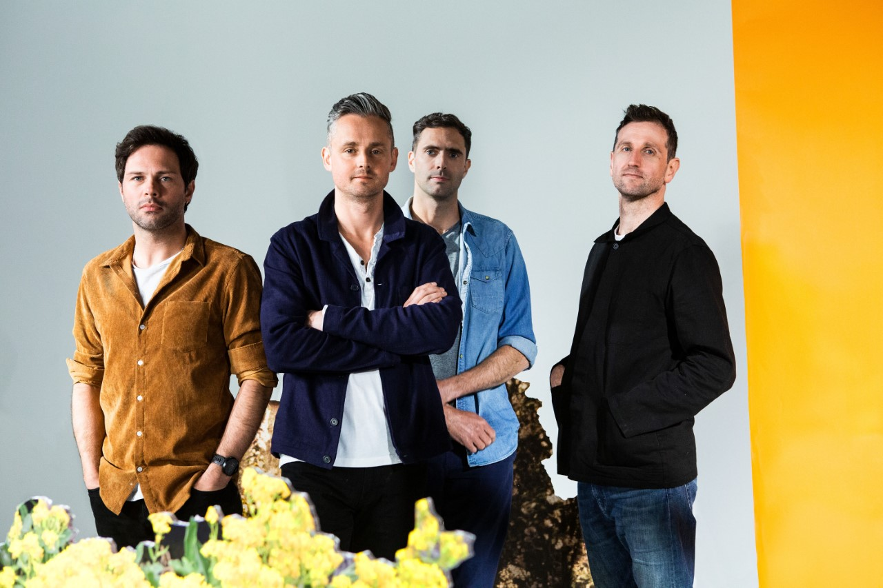 Keane announce Forest Live dates for the summer