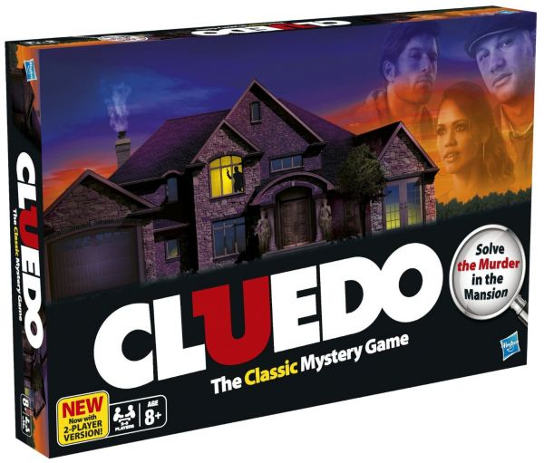 THE BEST MYSTERY BOARDGAME - CLUEDO