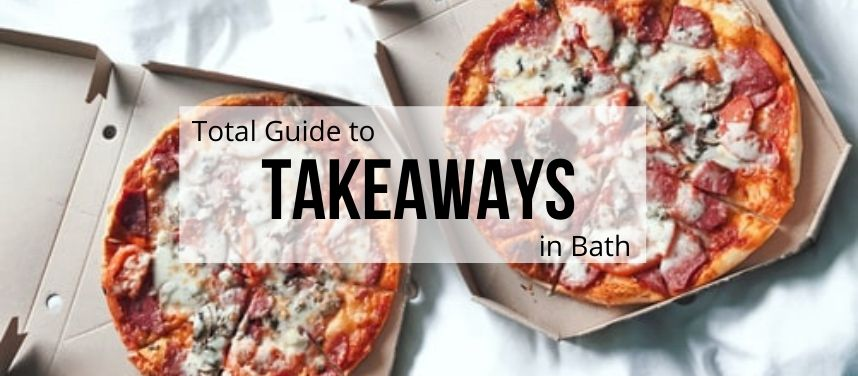 Takeaways in Bath
