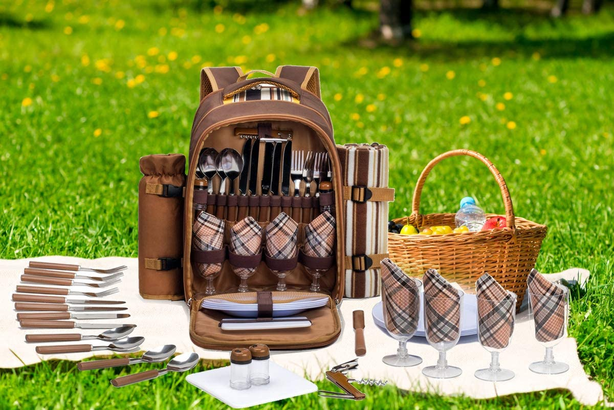 Win an Apollo Walker Picnic Hamper & Cooler Bag