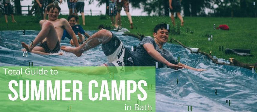 Summer Camps in Bath