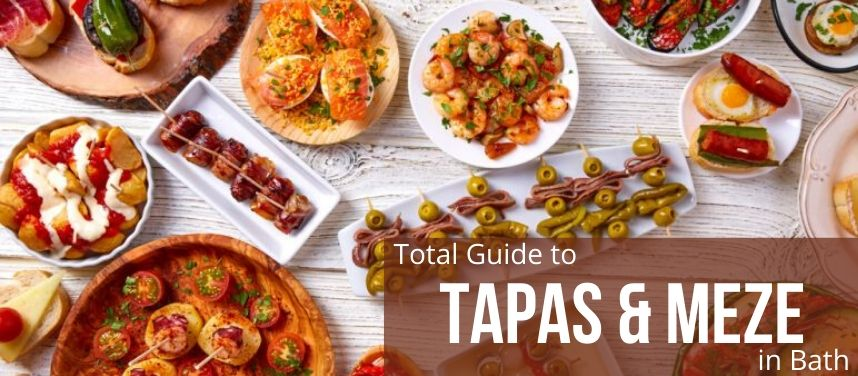 Tapas Restaurants in Bath