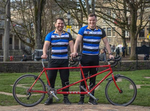 Introducing the Mandem on a Tandem