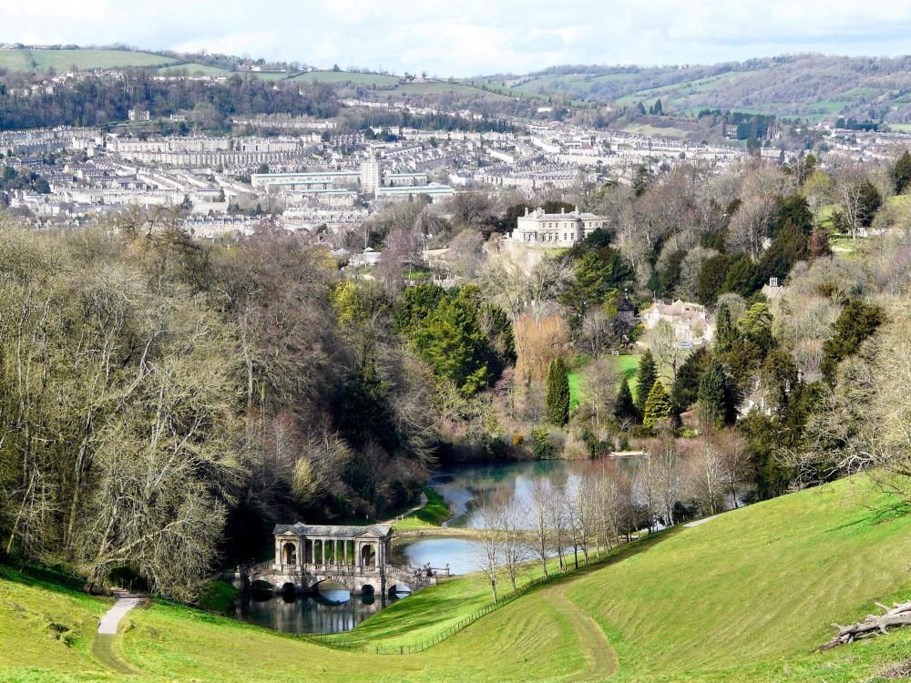 Best Dog Walks in and around Bath