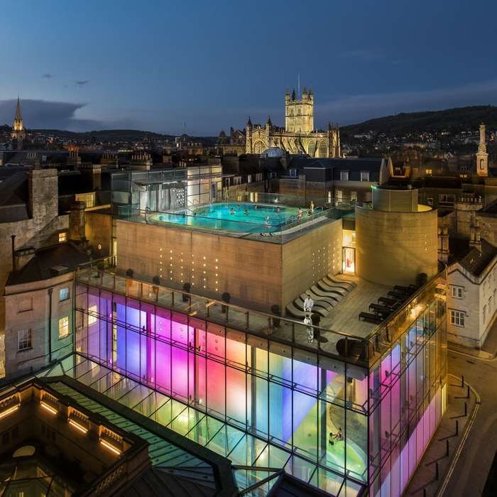 Thermae Bath Spa launches exclusive use with 'Thermae After Hours'