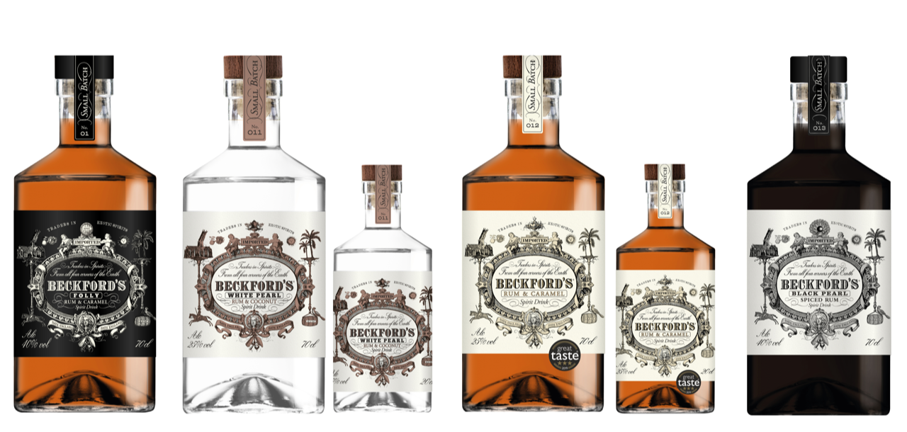 Win a Bottle of Beckford's Rum