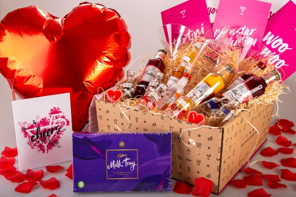 Win a FREE Valentine's Cocktail Box Worth £65