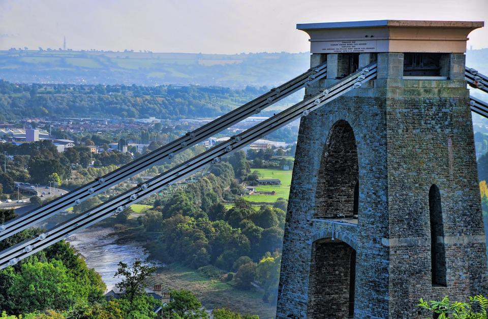 Clifton Village – Suspension Bridge