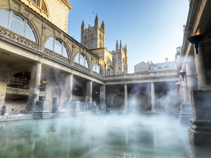 The Roman Baths wins two VisitEngland Silver Awards