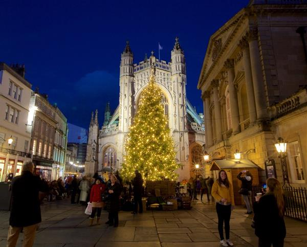 Plans Announced for Bath at Christmas 2020
