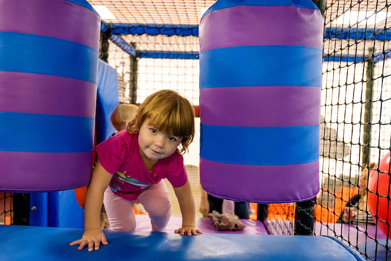 Soft Play for Less