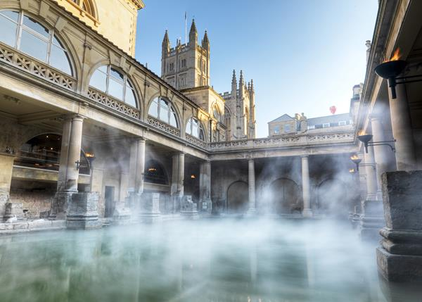 Roman Baths Break