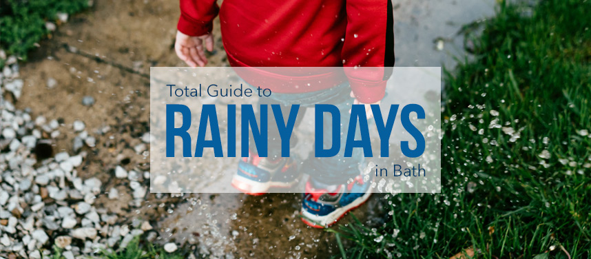 Rainy Days in Bath | Things to do when it's raining in Bath