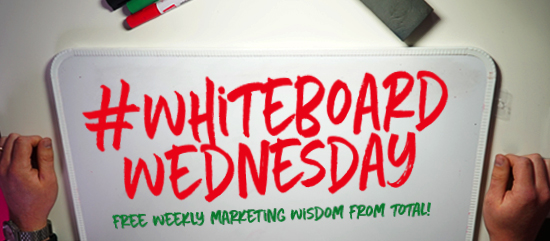 #WhiteboardWednesday