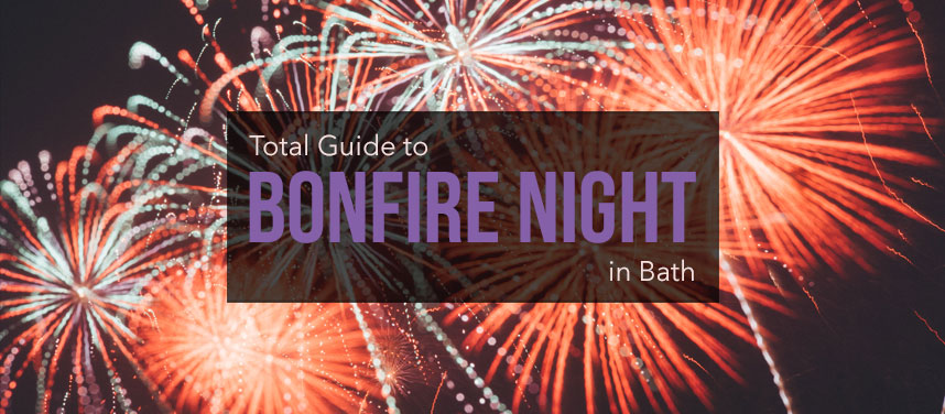 Bonfire Night in Bath