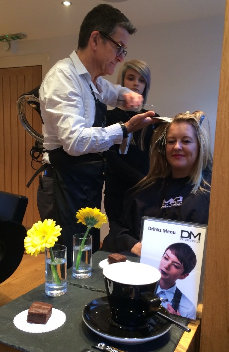 Review: David Maxwell Hairdressing
