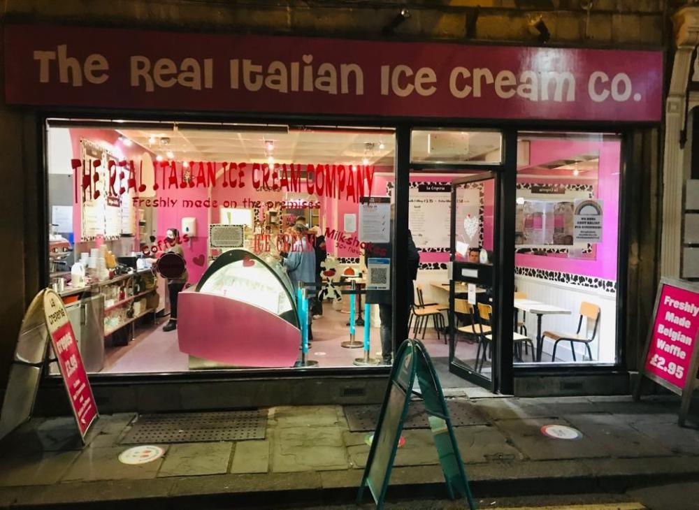 Review: The Real Italian Ice Cream Co