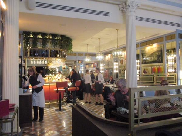 Review: Lunch at The Ivy Bath Brasserie