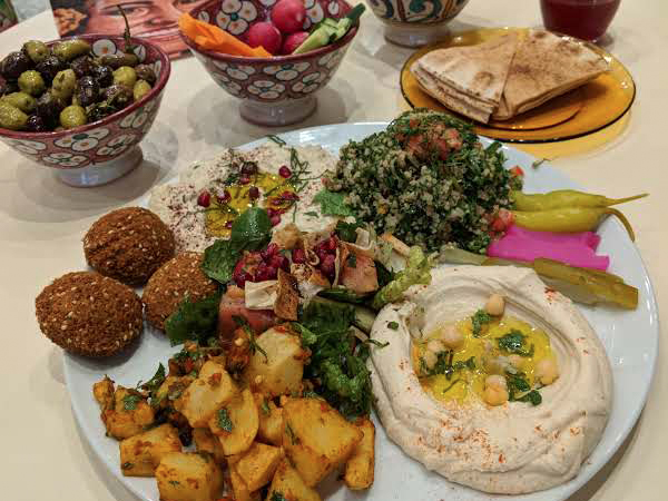 Review: Comptoir Libanais New Menu