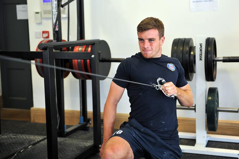 Snapped: Bath Rugby Pre-Season Training