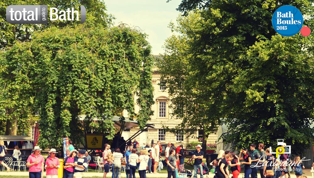 Snapped: Bath Boules 2015