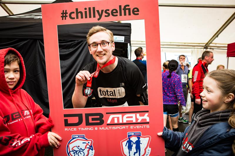 Snapped: DB Max Chilly 10k & Duathlon 2016