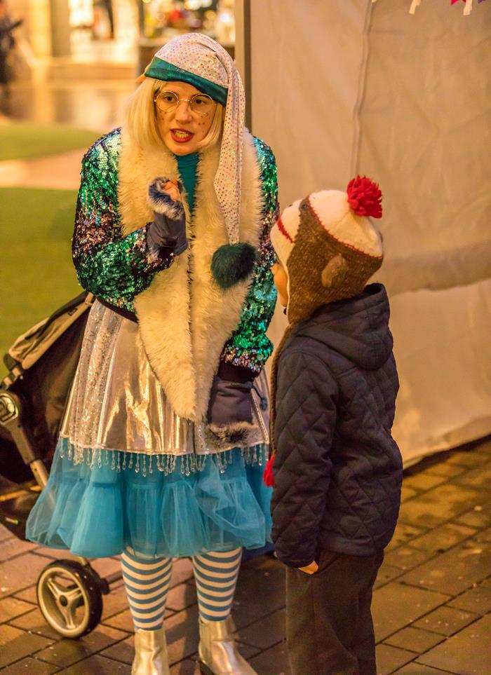 Snapped: SouthGate Christmas Lights Switch On 2017