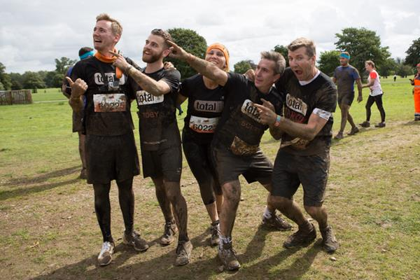 Snapped: Tough Mudder South West 2017