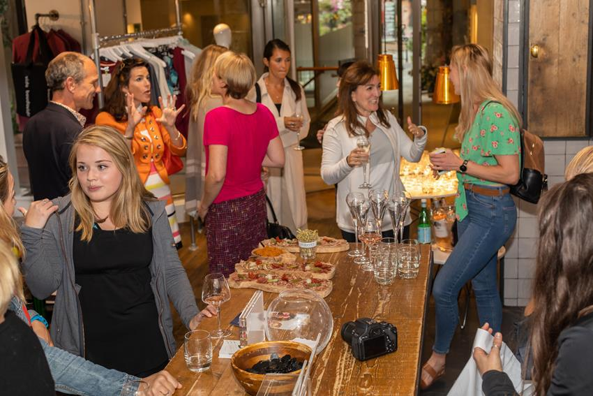 SNAPPED: Boudavida Launch Event
