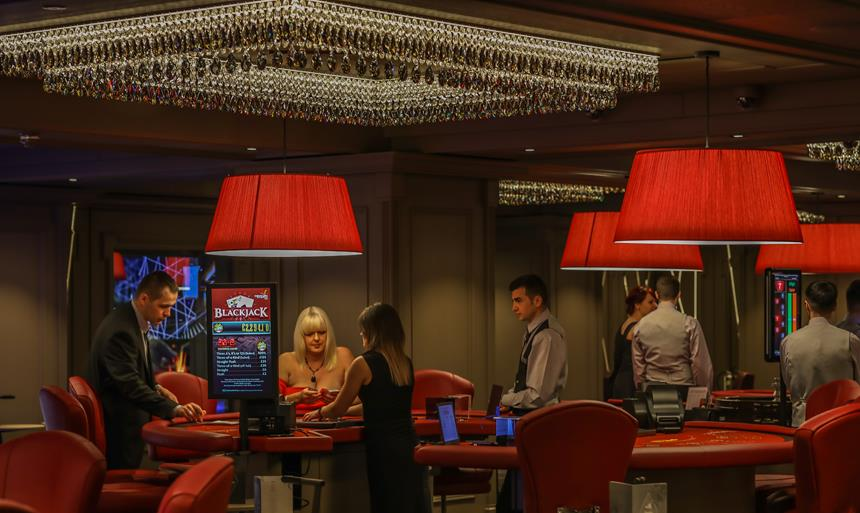Snapped: Century Casino Bath Grand Opening