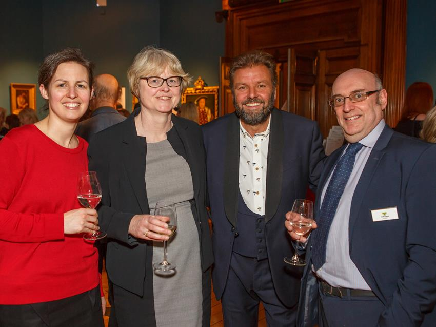 Snapped: Martin Roberts Launches The Martin Roberts Foundation