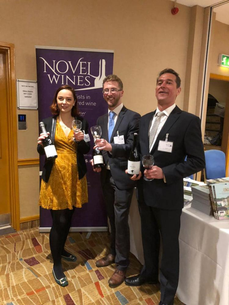 SNAPPED: Novel Wines Big Annual Wine Tasting 2018