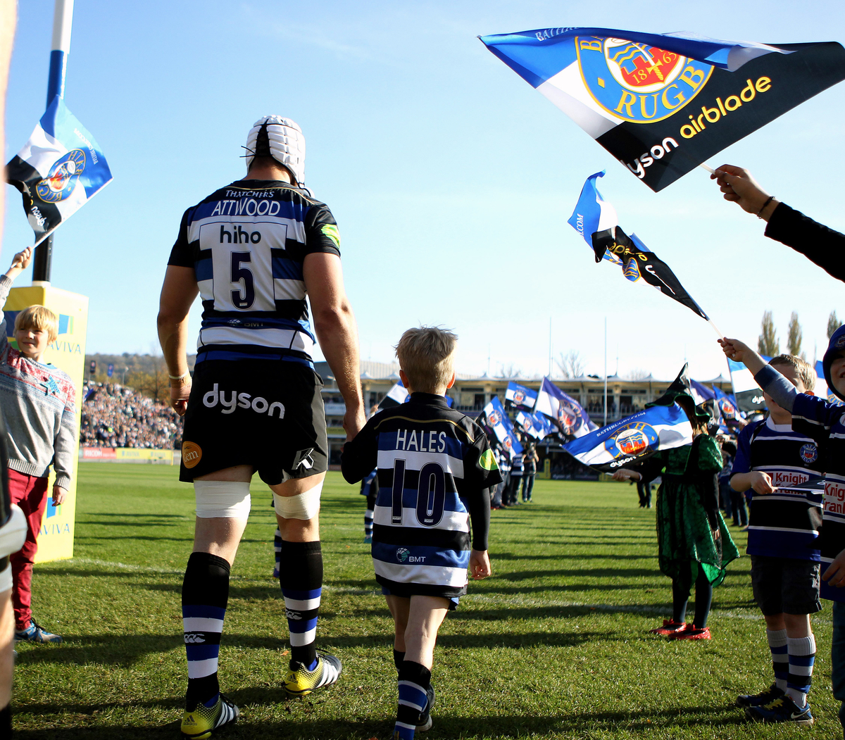 Bath Rugby 2016/17 Premiership Fixture Schedule Announced