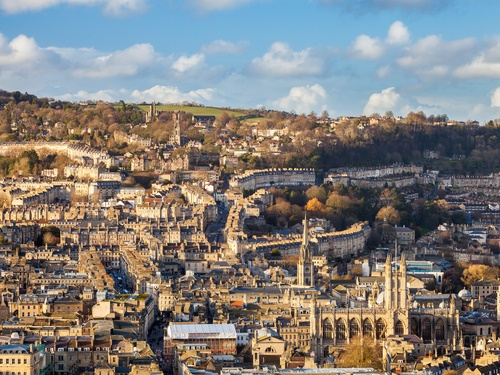 New Research Reveals Bath's Key Property Selling Points of 2018