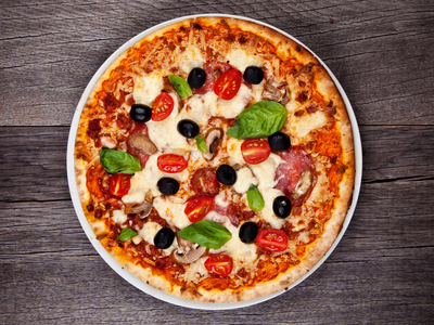 10 Pizza Pint Or Prosecco