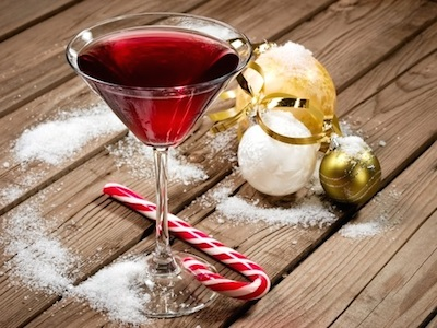 Recipe: Mulled Wine Cocktail