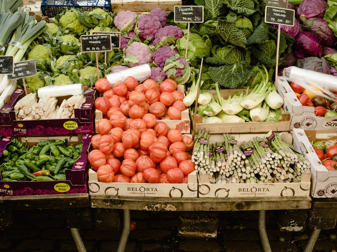 Greengrocers in Bath